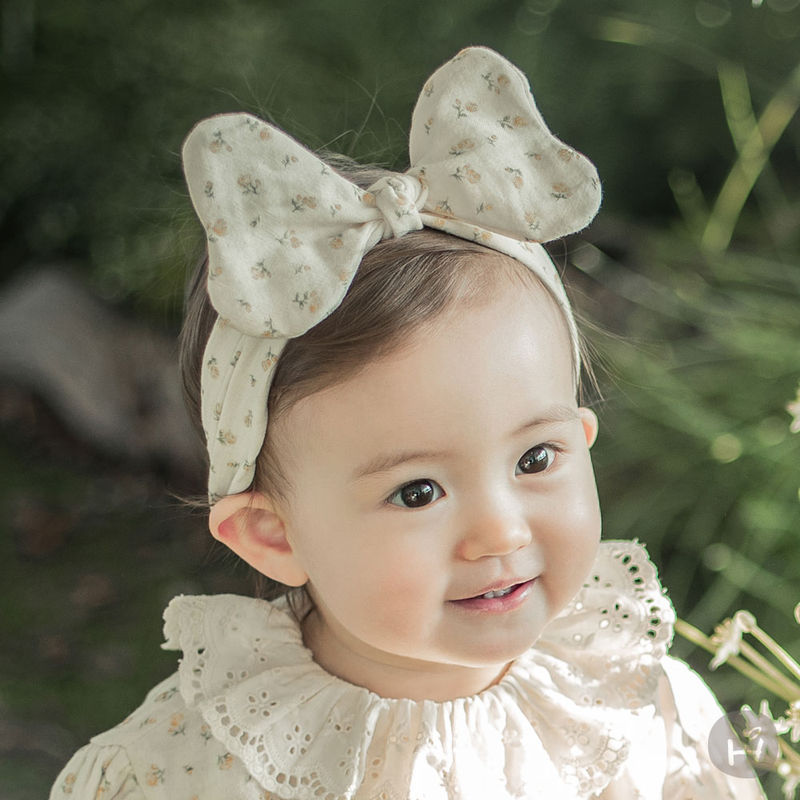 Bow Headband - Oh Happy Fry - we ship worldwide