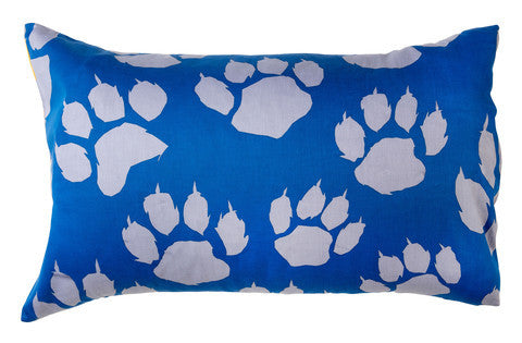 Grey Paw Pillowcase - Oh Happy Fry  - 1