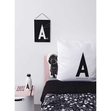 Personal Initial pillowcase 70x50 cm - Oh Happy Fry  - 8