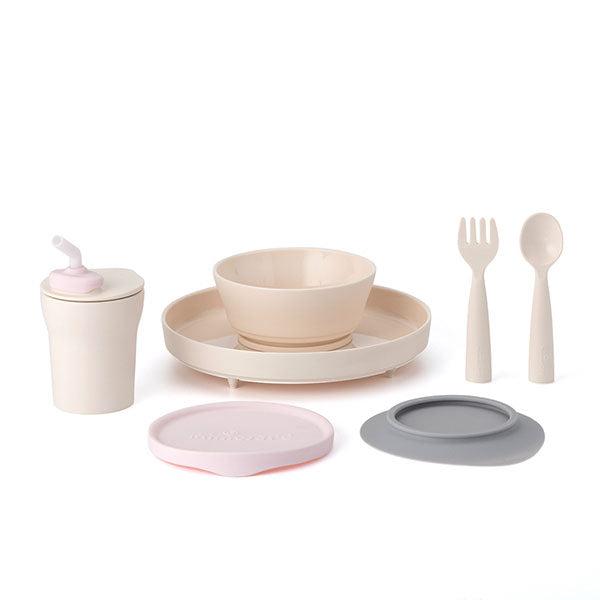 Miniware Little Foodie set (3 Colours) - Oh Happy Fry - we ship worldwide