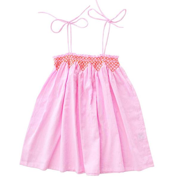 Lotte Dress Azalea Pink