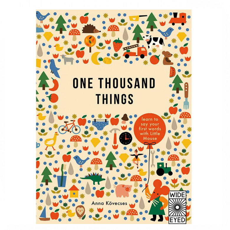 One Thousand Things (Hardcover) - Oh Happy Fry - we ship worldwide