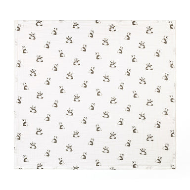 Harry Panda Pair Of Muslins - Oh Happy Fry - we ship worldwide