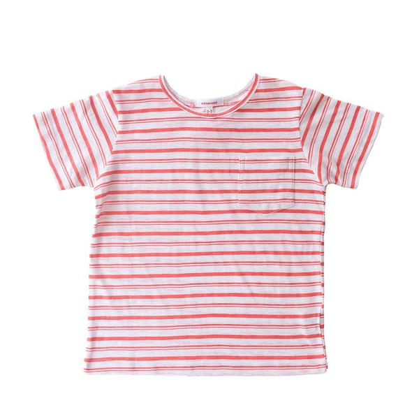 Percy Stripes Tee - Oh Happy Fry - we ship worldwide