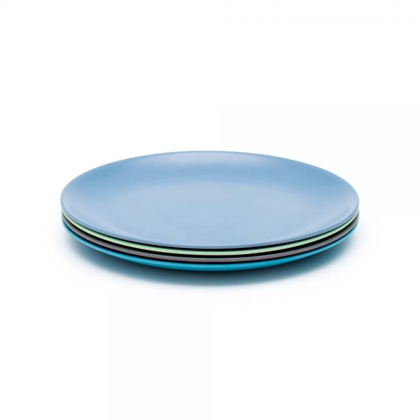 Bamboo Plate set – Coastal