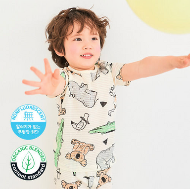 Animal Friends Lounge Wear Set - Oh Happy Fry