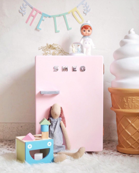 Mini SMEG Play Fridge