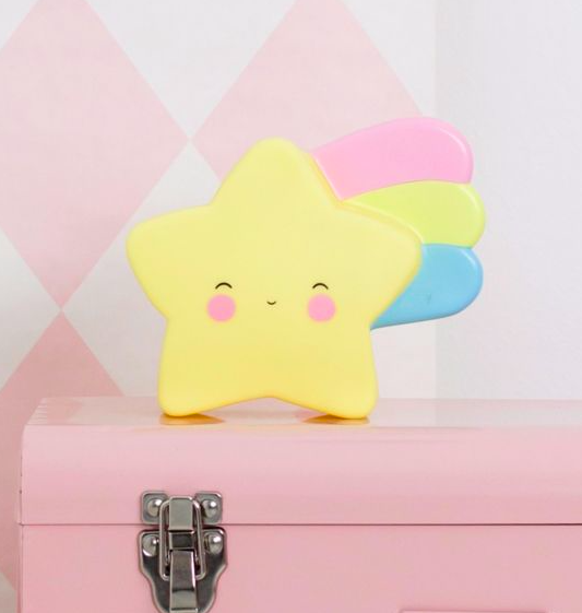 Shooting Star Money Box - Oh Happy Fry