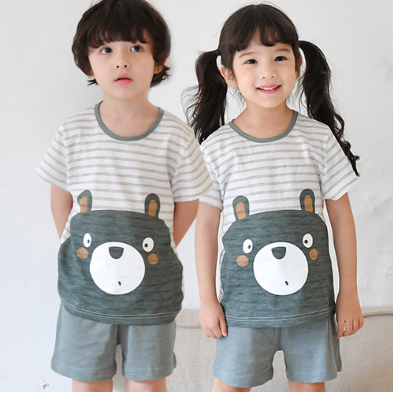 Hello Bear Lounge Wear Set