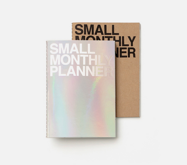 Small Monthly Planner - Oh Happy Fry - we ship worldwide