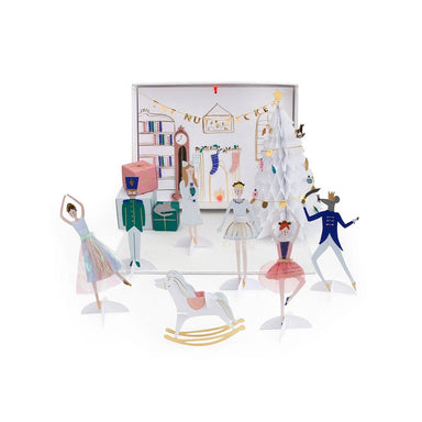 Nutcracker Advent Calendar - Oh Happy Fry - we ship worldwide