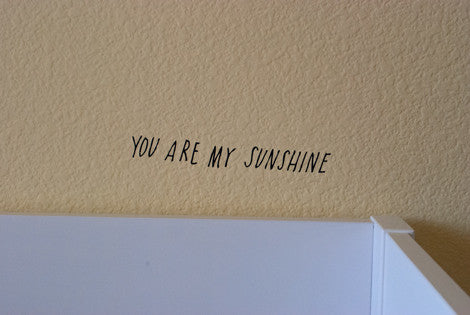 You Are My Sunshine - Oh Happy Fry - we ship worldwide