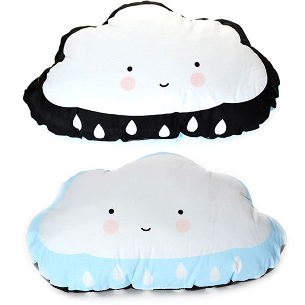 Happy Cloud Cushion - Oh Happy Fry  - 1