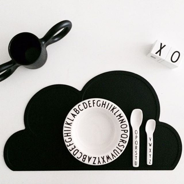 Cloud Silicone Placemat - 5 Colours - Oh Happy Fry - we ship worldwide