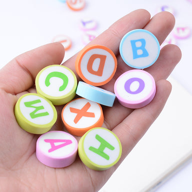 Alphabet Eraser (26 pc)