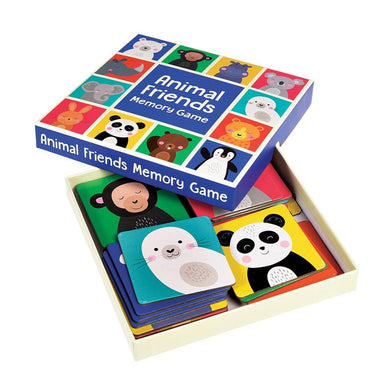 Animal Memory Card Game - Oh Happy Fry - we ship worldwide