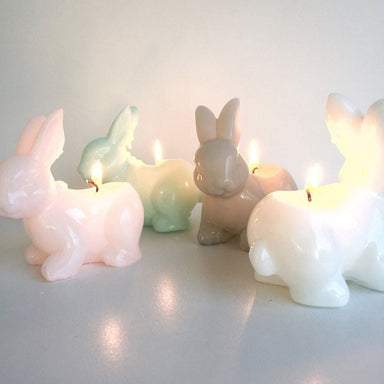 Rabbit Candle