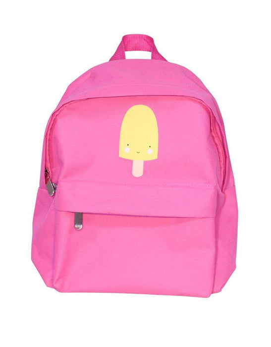 Backpack - Ice Cream - Oh Happy Fry - we ship worldwide