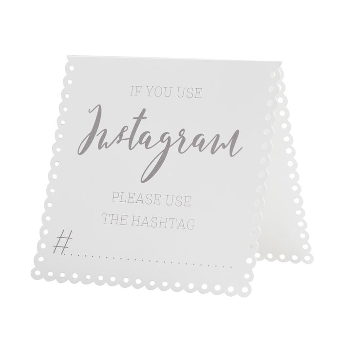 Instagram tent Cards - Oh Happy Fry - we ship worldwide