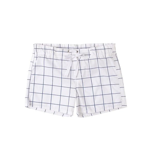 Grid Beach Shorts - Oh Happy Fry - we ship worldwide