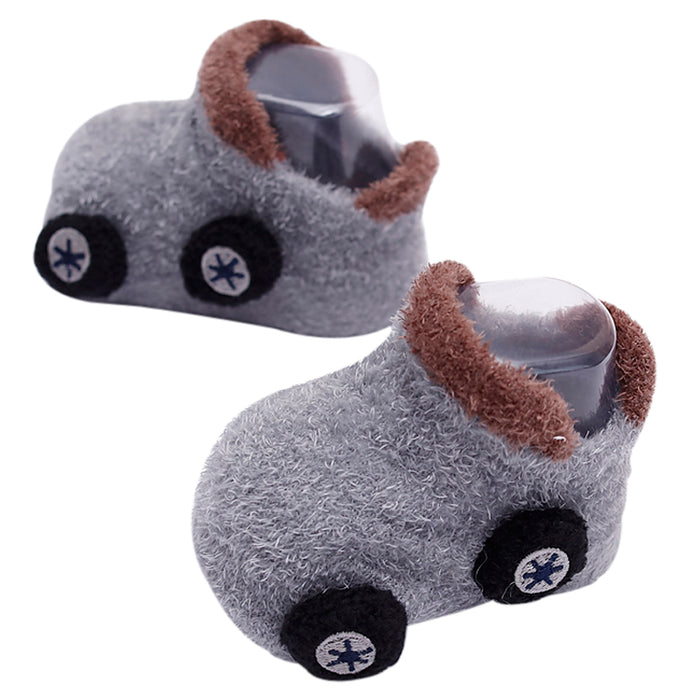 My First Wheels Baby Booties Socks - Oh Happy Fry - we ship worldwide