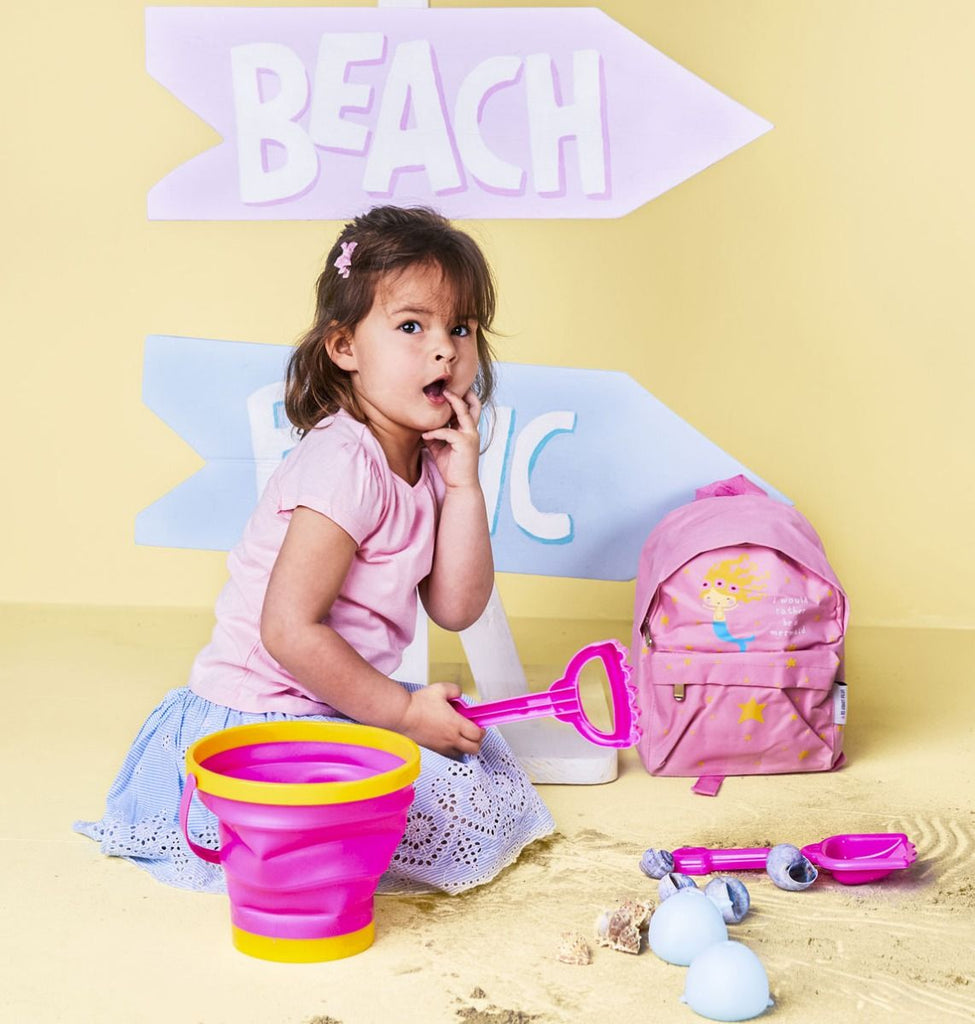 Bucket & Spade Set (3 Colours) - Oh Happy Fry - we ship worldwide