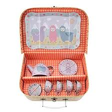 Little Llama Picnic Box Tea Set - Oh Happy Fry - we ship worldwide