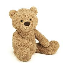 Bumbly Bear Large - Oh Happy Fry - we ship worldwide