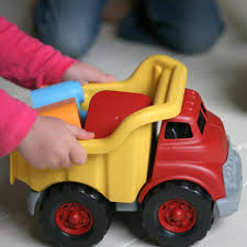 Green Toys Dump Truck - Oh Happy Fry - we ship worldwide