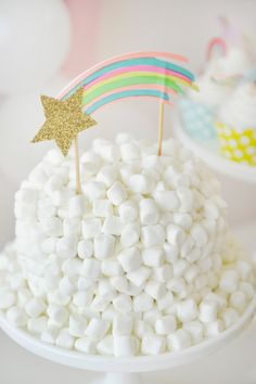 Shooting Star Cake Topper - Oh Happy Fry - we ship worldwide