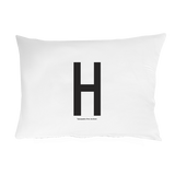 Personal Initial pillowcase 70x50 cm - Oh Happy Fry  - 12