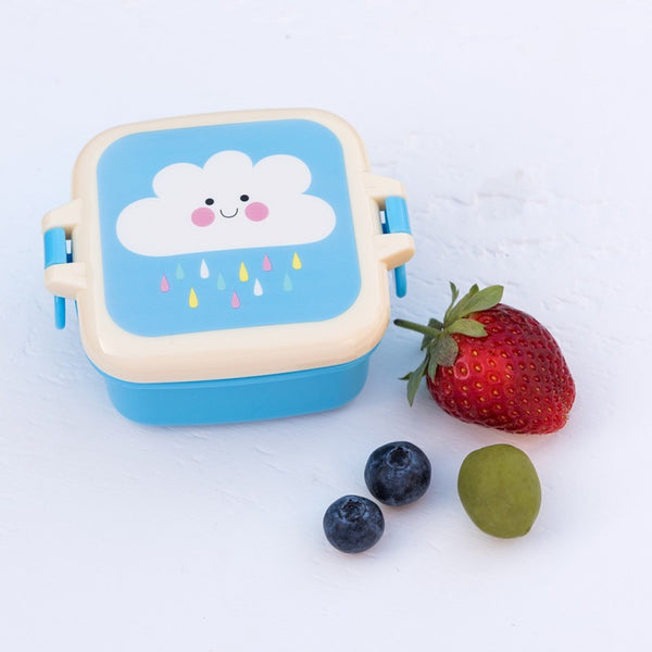 Happy Cloud Mini Snack Pot