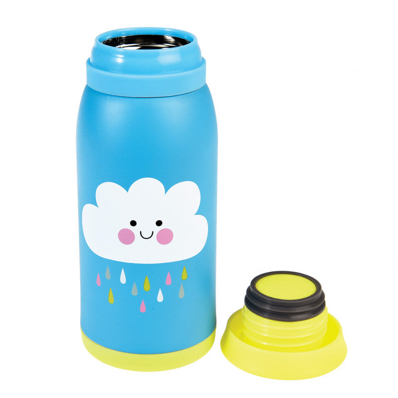 Happy Cloud Flask - Oh Happy Fry - we ship worldwide