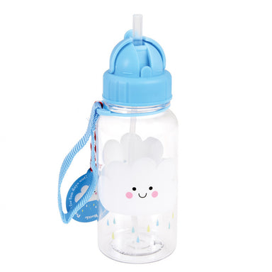Happy Cloud Water Bottle - Oh Happy Fry - we ship worldwide