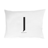 Personal Initial pillowcase 70x50 cm - Oh Happy Fry  - 14
