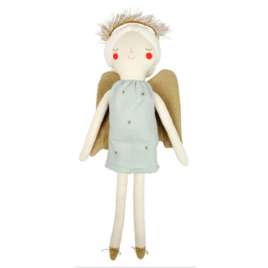 Meri Meri Knitted Angel Doll - Oh Happy Fry - we ship worldwide