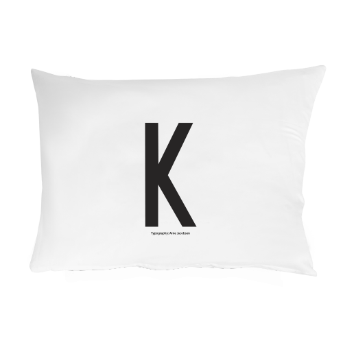 Personal Initial pillowcase 70x50 cm - Oh Happy Fry  - 11