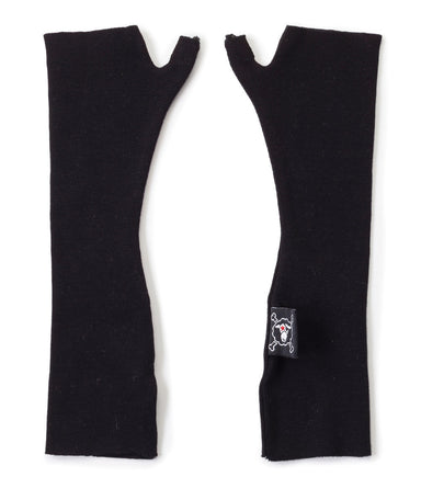 Black Finger Gloves - Oh Happy Fry - we ship worldwide