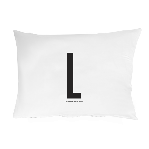 Personal Initial pillowcase 70x50 cm - Oh Happy Fry  - 10