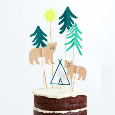 Let's Explore Cake Toppers - Oh Happy Fry - we ship worldwide