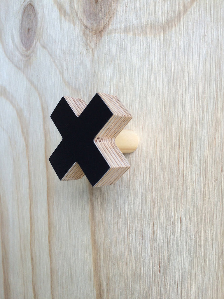 Little Cross Wall Hooks - Oh Happy Fry - we ship worldwide