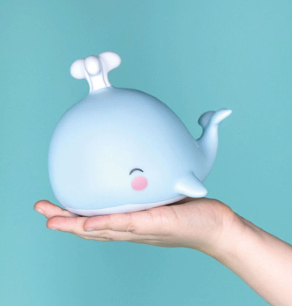 Little Whale Light - Oh Happy Fry - we ship worldwide