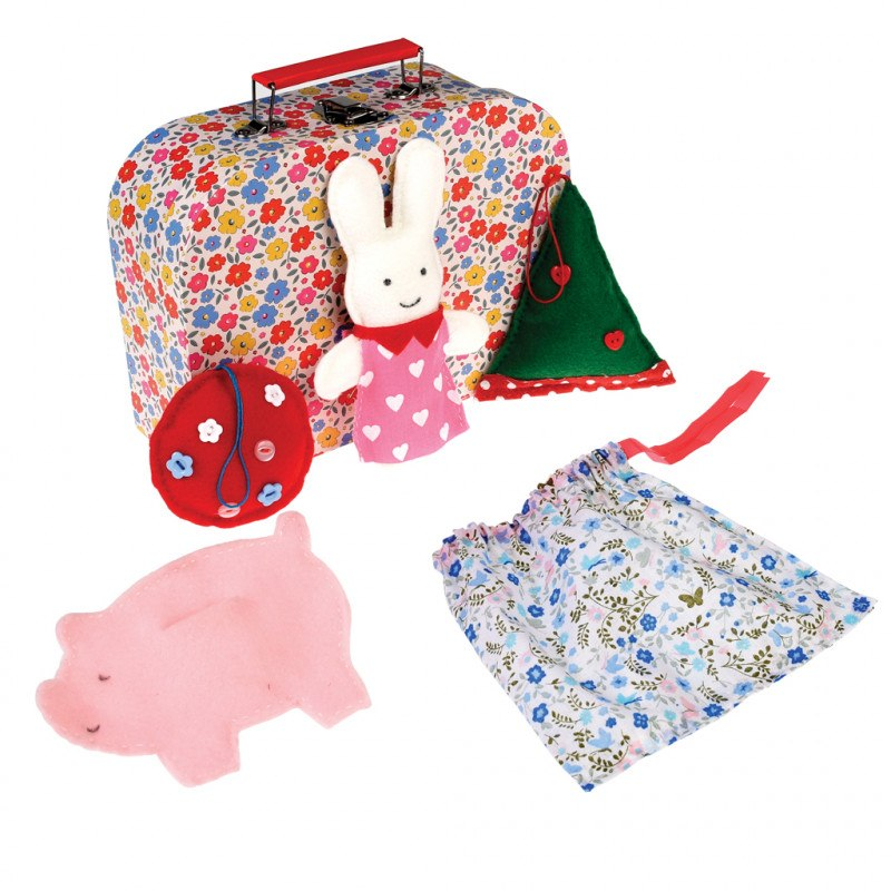 Make And Sew Suitcase - Oh Happy Fry - we ship worldwide