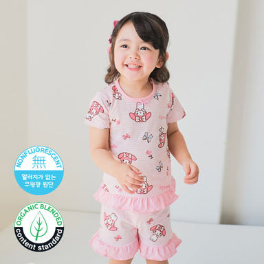 Sweet Melody Lounge Wear Set - Oh Happy Fry