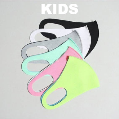 PREORDER Aerosilver™ Mesh Kids Face Mask (end July delivery) - Oh Happy Fry - we ship worldwide