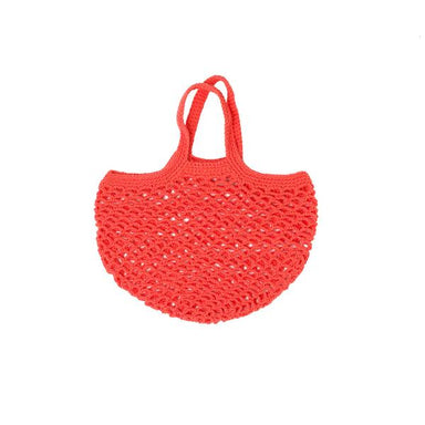 Mini French String bag - Red