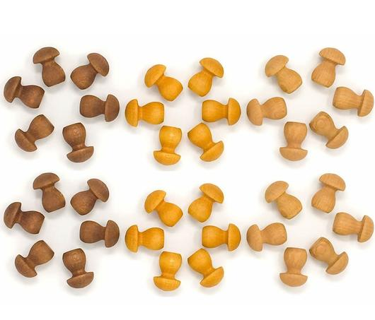 Grapat Mandala Mushroom - 36 pieces - Oh Happy Fry - we ship worldwide