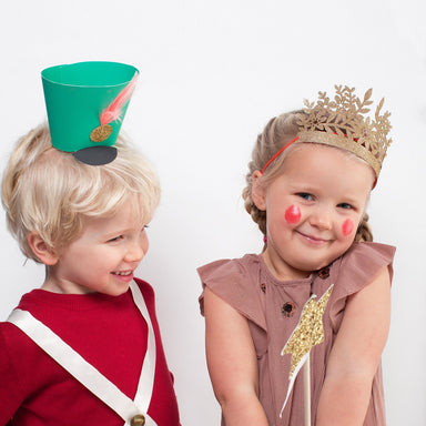 Nutcracker Christmas Party Hats