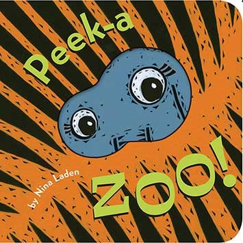Peek-A-Zoo (Board Book) - Oh Happy Fry - we ship worldwide