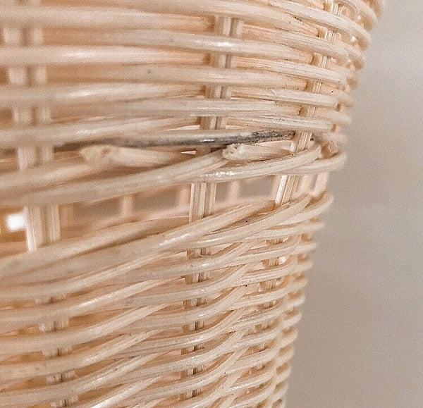 Rattan Hanging Hot Air Balloon - Oh Happy Fry - we ship worldwide
